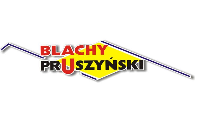 Logo Pruszyński rynny stalowe
