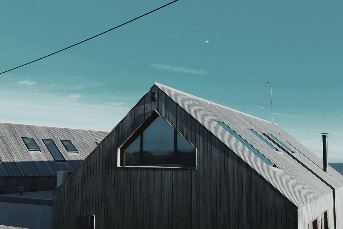 Nowoczesny dach